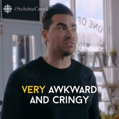 Tv Show Quotes, Movie Quotes, Daniel Levy, Schitts Creek, David Rose, Funny Picture Quotes, Funny Pictures, Funny Comedy, Best Shows Ever