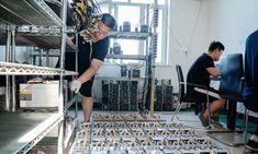 Thợ đào Bitcoin Trung Quốc đang nhắm đến Canada