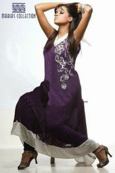 Pakistani Women's Eid Dresses 2014 By Maria's Eid Collection 2014 ~ Your Choice For Dress