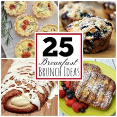 25 Ideas to Make Brunch Perfect on Mother's Day
