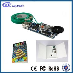 Find More Integrated Circuits Information about Free Shipping Recordable Sound Module For Diy Greeting Cards,High Quality sound direct,China moduler kitchen Suppliers, Cheap module houses from Shenzhen Waytronic Electronics Co., Ltd. on Aliexpress.com