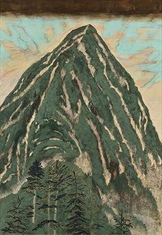 収蔵品展043 自然の表現 わが山河 Part Ⅳ 東京オペラシティアートギャラリー 2013.1.12[土]─ 3.24[日]