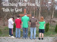 """This is the third and final installment related to the """"How to Talk to God"""" Bible lesson series. For Part 1, head over here; Part 2 can be found here. During this final part of the lesson, we're going to go over a small group discussion you can"""