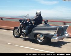 Amazing 3 Wheelers - #searchlocated - The cool things youll find on the bay bridge