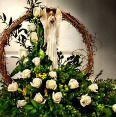Funeral Flower Arrangement Gift | Share This Product Facebook Twitter