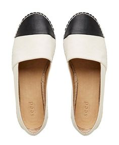 Slip on shoes are great for class. Here are 10 of the best: Slip-on shoes for lazy girl chic