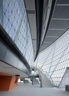 Galeria de Estádio de Basquete em Dongguan / gmp architekten - 4