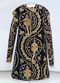 Ottoman, caftan from 16th century