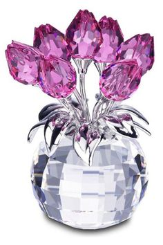 swarovski flower dream rose tulips....Stunning!!!!!!!!!! I just added this to my collection..can't wait to get it in the mail..