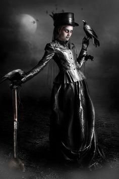 Lady Death by J-u-d-a-s on deviantART
