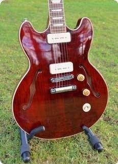 Gibson / Midtown Standard P90's / 2012 / Wine Red / Guitar