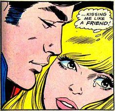 Vintage comic