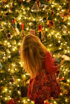 The thoughts that go through a child's mind around Christmas, is beyond explainable.