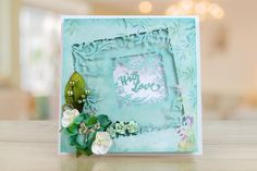Tattered Lace bring you the Shabby Offset Essentials to add a new look and feel to your card making. Mixed with the Floating in the Air collection, you can create stunning cards for every occasion.  For more information visit: www.tatteredlace.co.uk