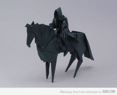 Origami Nazgul.... awesome!!