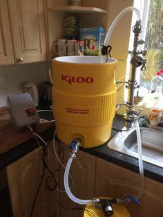 DIY RIMS igloo cooler. Nice build!