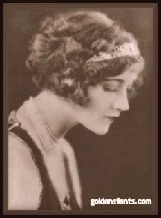 Constance Talmadge - silent movie star - (1897-1973)
