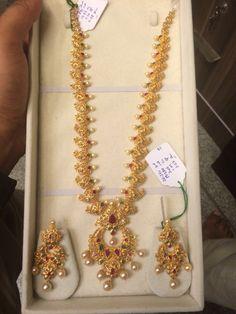 90 Gms long necklace