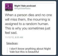 Why You Sometimes Feel Sad