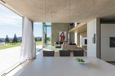 Minimalism, Conference Room, Table, Design, Furniture, Home Decor, Slider Window, Window Frames, Modern Conservatory