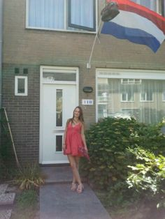 12.6.14 Judith, geslaagd voor de Havo!! . Allebei trots :)