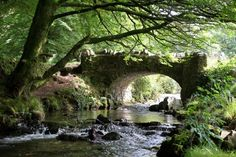 Explore the scenery that inspired Blackmore's classic novel Lorna Doone in the Doone Valley. Photo: Exmoor NPA