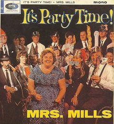 mrs mills party time by msjennywu, via Flickr
