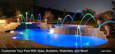 Trilogy Fiberglass Swimming Pools - In-Ground Pools & Spas