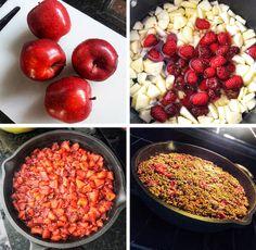 La libreta morada Acai Bowl, Breakfast, Food, Sweet Treats, Recipes, Acai Berry Bowl, Morning Coffee, Meals, Yemek