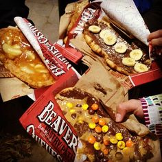 Answering the age-old question 'What's better than a BeaverTails pastry?'. THREE! via @sweetbaycharms on IG
