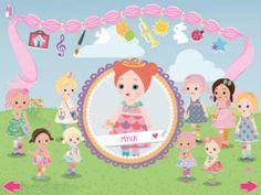 mooshka dolls   Mooshka: Myra's Birthday Surprise HD App for iPhone & iPad