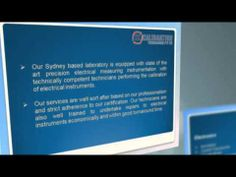 HK Calibration - Electrical Instrument Calibration Our Sydney based laboratory is equipped with state of the art precision electrical measuring instrumentation with technically competent technicians performing the calibration of electrical instruments.  http://www.youtube.com/watch?v=Jsti-7p_Wew