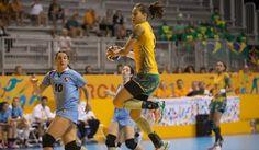 Blog Esportivo do Suíço:  Brasil volta a golear e vai à final em busca do tetra no handebol feminino
