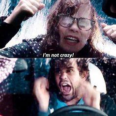 """""""I'm not crazy!"""" - Jess and Sam #NewGirl ((Sure?! Bahahaha!!))"""