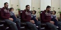 Masya Allah Malaikat Kecil Bimbing Sang Ayah Mengahafal Quran