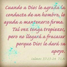Salmos 37.23-24