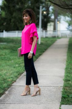 So Slimming Girlfriend Ankle Jeans from Chico's