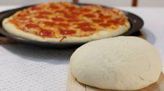 Amazing Homemade Pizza Dough. Video instruction too.