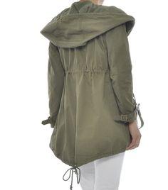 Jacheta Parka din bumbac - Dama - 49 Lei. | Miniprix.ro