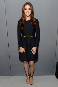 Actress Zoey Deutch attends ELLE's 20th Annual Women In Hollywood Celebration at Four Seasons Hotel Los Angeles at Beverly Hills on October ...