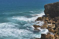 W i n d y  a g a i n #dslr #nikon #ocean #waves #majestic #psychedelic #bluesky #photography #warrnambool #gopro #goprohero #mysticalfedora #mystical #unemployed #nature #wave #surf #surfing #summer #destinationwarrnambool by justin17turner