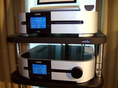 Classe CAP 2100 with matching CD player