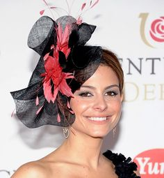 Kentucky Derby Hats - MISS: Maria Menounos | Gallery | Glo