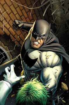 Dark Knight III: Master Race #1 Variant - Dale Keown