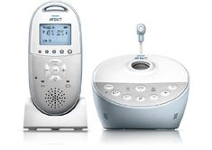 Philips AVENT�-�Baby Monitor LCD + Ceiling Protector Color blanco