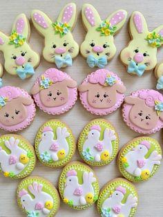Easter cookies by sansil (Silviya Mihailova)