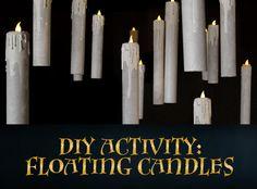 Floating Candles DIY