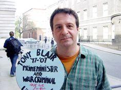 Mark Thomas. Comedian, activist, genius.