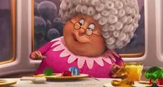 """Grammy Norma is one of the main characters in the film, """"The Lorax"""", voiced by Betty White. She is the mother of Mrs. Wiggins, the grandmother of Ted.  Grammy Norma, despite her age, is vibrant, silly, and maybe a little crazy. She has a trickster side to her, and is very athletic as she was shown to snowboarding in the movie. Grammy Norma is also brave and unafraid to speak her mind against people of power like Mr. O'Hare. Via: seuss.wikia.com/wiki/Grammy_Norma"""