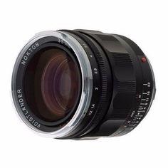 Voigtlander 35mm F1.2 II Wide Angle Leica M Mount Lens for Sony A7 Rii A7R NEX-7 #Voigtlander Full Frame Camera, Leica M, Sony E Mount, Sony Camera, Focal Length, Wide Angle, F1, Cameras, Camera